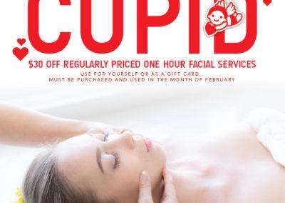 $30 Off One Hour Facials